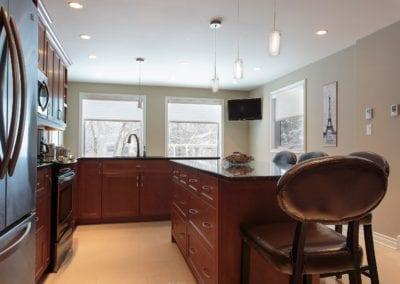 kitchen renovaiton 45c